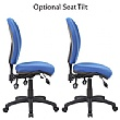 Tulip PLUS Fully Loaded Operator Chairs