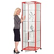 Tower Display Cabinet