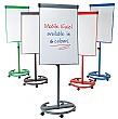Ultimate Magnetic Mobile Flipchart Easel