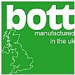 Bott Verso Mobile Maintenance Trolley - 2 Cupboards