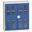 Bott Verso Perforated Cupboards