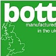 Bott Verso Hazardous Substance Storage Cupboards 1050W x 550D x 800H