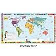 Gopak™ World Map Folding Activity Table