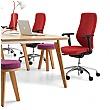 Martin Bench Desks - 6 Person