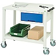Bott Verso Benches - Mobile Welded Bench With Drawer