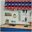 Bott Verso Mini Workshop Cupboard 1 Shelf 3 Drawers