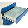 Bott Verso Drawer Cabinets - 800mm Wide x 1000mm High - 3 Drawers With Cupboard