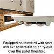 Pramac Mr Hydro GSI 2500kg Stainless Steel Pallet Trucks