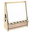 ColourEdge Floor Whiteboard Easel