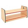 ColourEdge Single Shelf Unit