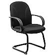 Perth Ergo Fabric Visitor Chairs