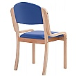 Devonshire Vinyl Stacking Chairs