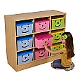 Happy Bin Storage Set - 9 Bins
