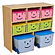 Happy Bin Storage Set - 8 Bins