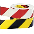 Hazard Warning Tape - Non-Reflective