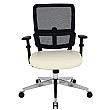 Parity Mesh Task Chair - Cream