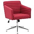 Harris Fabric Swivel Chair