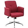 Skye Fabric Swivel Chair