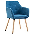 Westwood Fabric Reception Chair (Pack of 2)