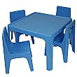 Jolly Kidz Table & Chair Set