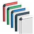 Coloured Frame Shield Whiteboard