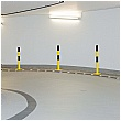 TRAFFIC-LINE Round Barrier Posts