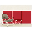 Lumiere Straight Freestanding Pinnable Partition Screens