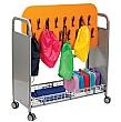 Gratnells Callero Cloakroom Storage Trolley
