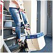 Compact Aluminium Stairclimber