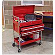 Sealey 2-Level Trolley With Lockable Top And Two Drawers