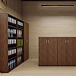 NEXT DAY InterAct Office Bookcases