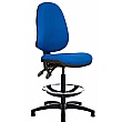 Kirby High Back Draughtsman Chair