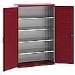 Bott Cubio Perfo Panel Cupboards - 1300W x 525D