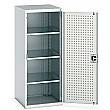 Bott Cubio Perfo Panel Cupboards - 650W x 650D