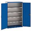 Bott Cubio Perfo Panel Cupboards - 1300W x 650D