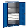 Bott Cubio Kitted Cupboards - 4 Drawers 2000H