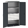 Bott Cubio Kitted Cupboards - 9 Drawers 2000H