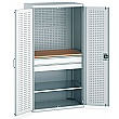Bott Cubio Workshop Cupboards - 1 Shelf/2 Drawers