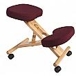 Wooden Kneeler Chair