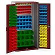 Bott Perfo Heavy Duty Bin Cupboard - 150 Bins