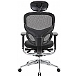 inSync 24 Hour Mesh Office Chair With Airmesh Seat & Headrest
