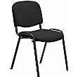 Swift Black Frame Conference Chair (4 Pack)