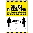 Social Distancing - If you can't stay at home stay apart