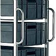 6 Tier Euro Container Trolley To Suit Up To 200mm High Containers
