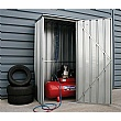 Sealey Galvanized Steel Shed - 1500W x 800D x 1900H