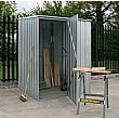 Sealey Galvanized Steel Shed - 1500W x 1500D x 2000H