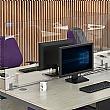 Armor Acrylic Freestanding Desktop Screens