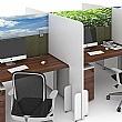 Armor MFC Floor Standing Desk Divider