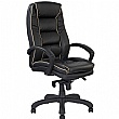 Rome Leather Faced Manager Chair