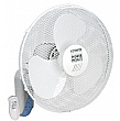 Sealey 230V 3-Speed Wall Fans with Remote Control